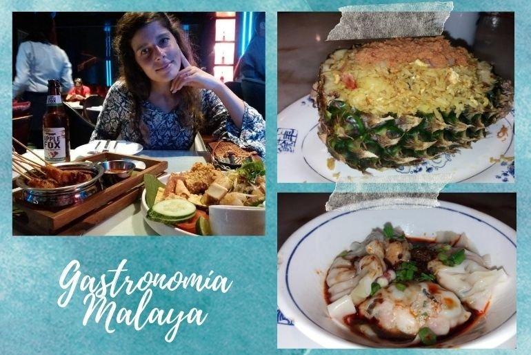 Gastronomía Malaya