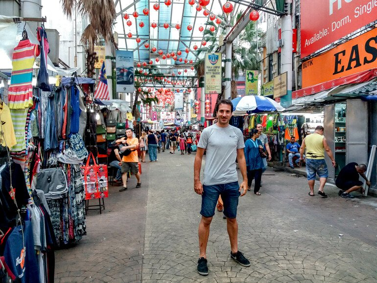 Chinatown - Que ver en Kuala Lumpur