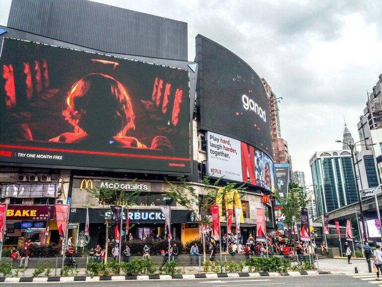 El triangulo dorado - Que ver en Kuala Lumpur