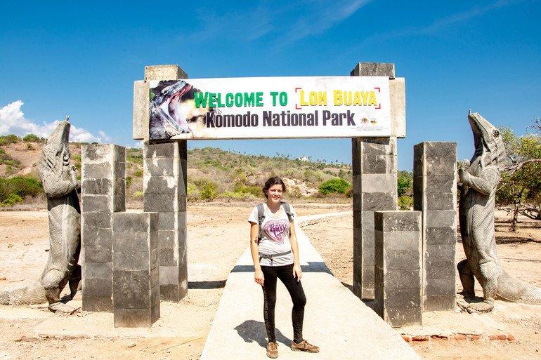 Parque Nacional de Komodo - Dragones de Komodo