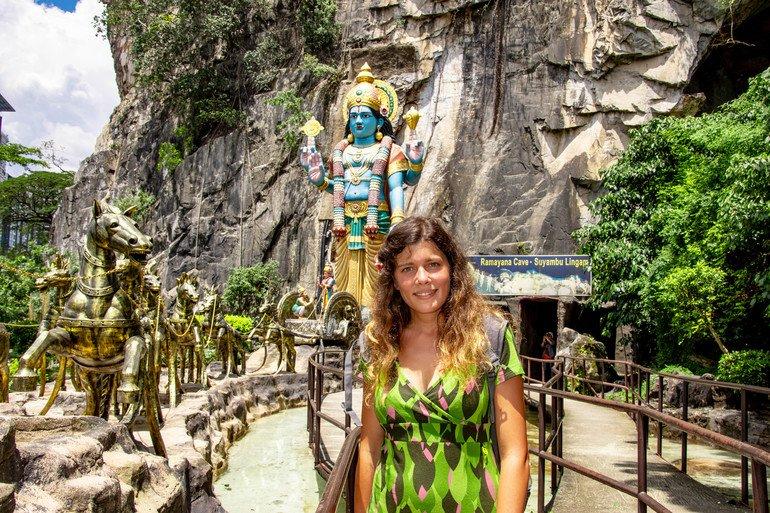 Rama - Batu Caves Kuala Lumpur