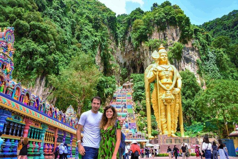 Cuevas de Batu - Que ver en Kuala Lumpur