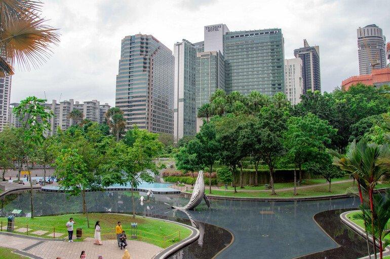 petronas towers - Que ver en Kuala Lumpur