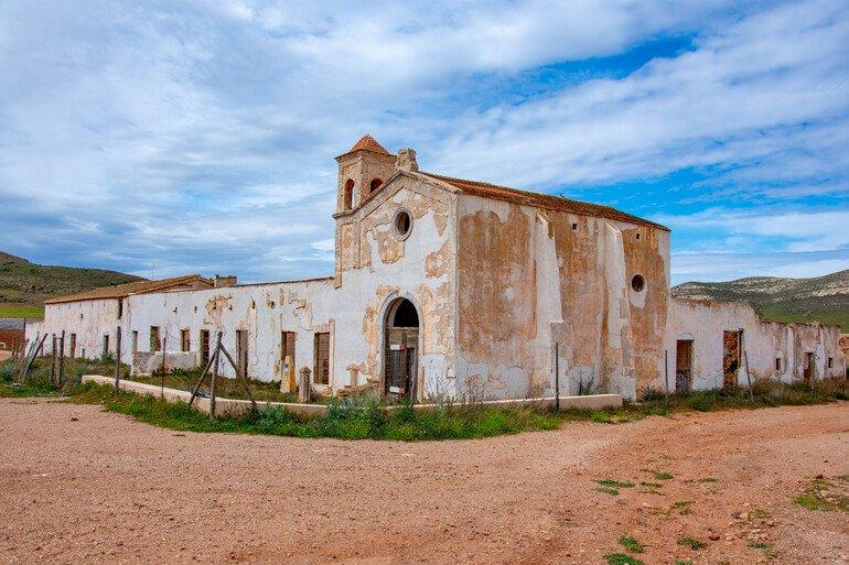 Almería de cine - Cortijo del Fraile