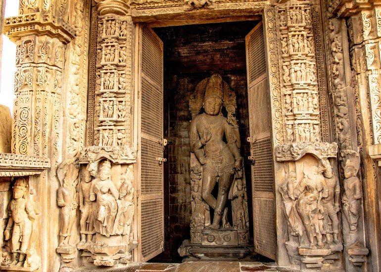 Que ver en los templos de Khajuraho - Zona sur