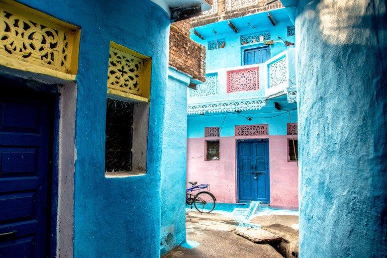 Que ver en los templos de Khajuraho - Ciudad vieja