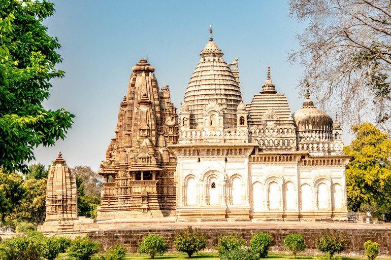 Que ver en los templos de Khajuraho - Zona oeste