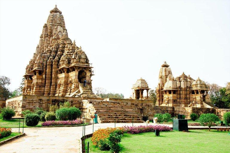 Que ver en los templos de Khajuraho