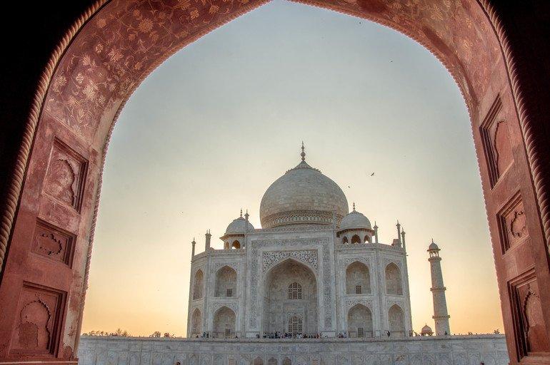 Taj Majal Agra