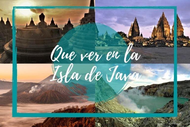 Que ver en la Isla de Java