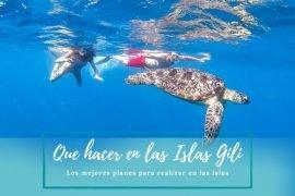 Islas Gili Indonesia - Pasaporte a la Tierra