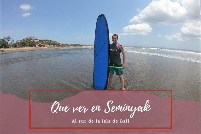 Seminyak Bali - Pasaporte a la Tierra
