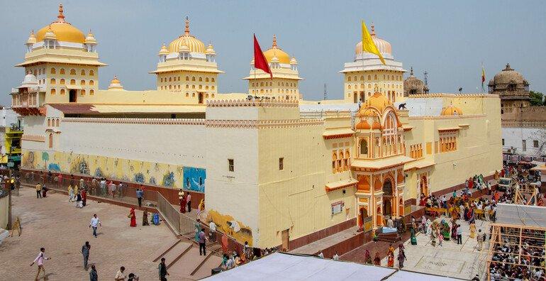 Ram Raja - Que ver en Orchha