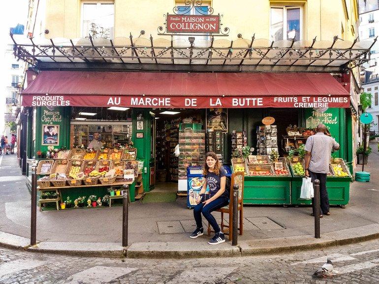 Ruta de Amelie - París en 5 días