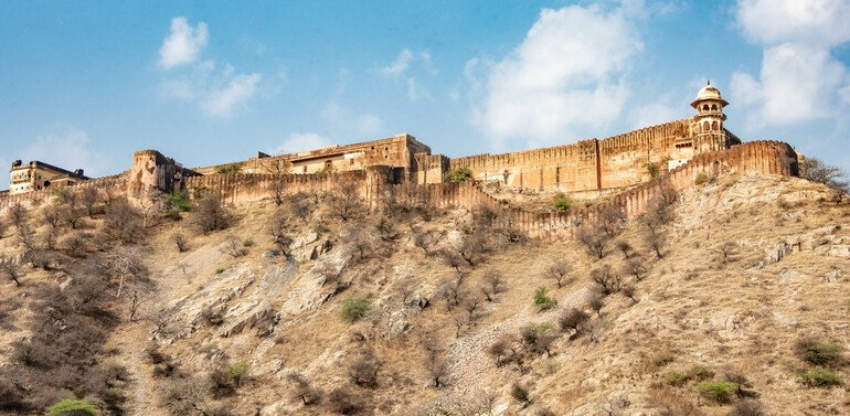 Nahargarh Fort - Que ver en Jaipur