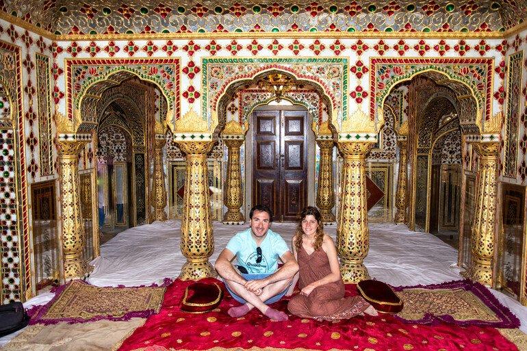 Que ver en Jaipur - City Palace