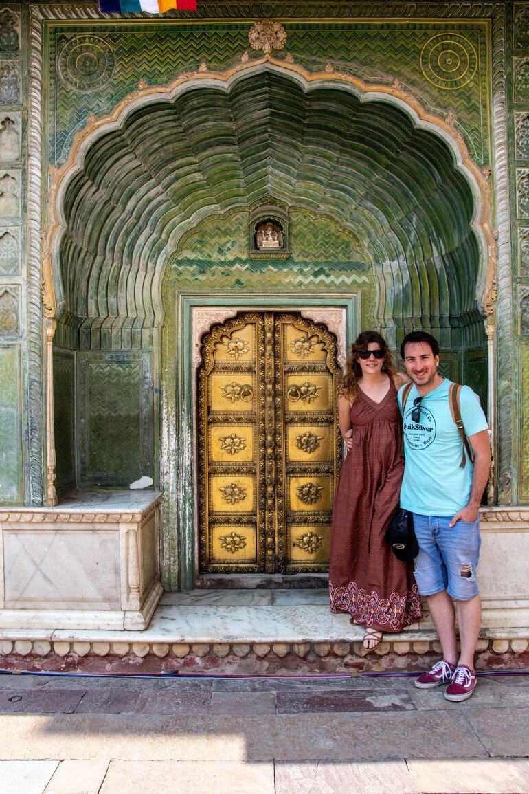 Palacio Real - Que ver en Jaipur
