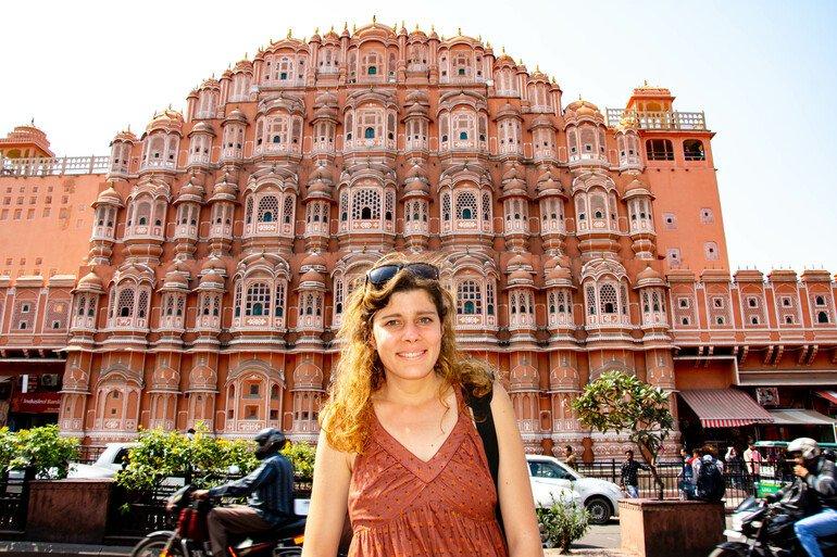 Hawa Mahal - Que ver en Jaipur