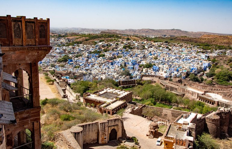 Fortaleza de Mehrangarh - Que ver en Jodhpur