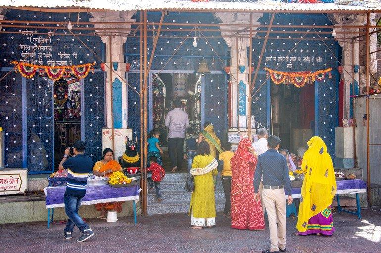 Jardines de Mandore - Que ver en Jodhpur