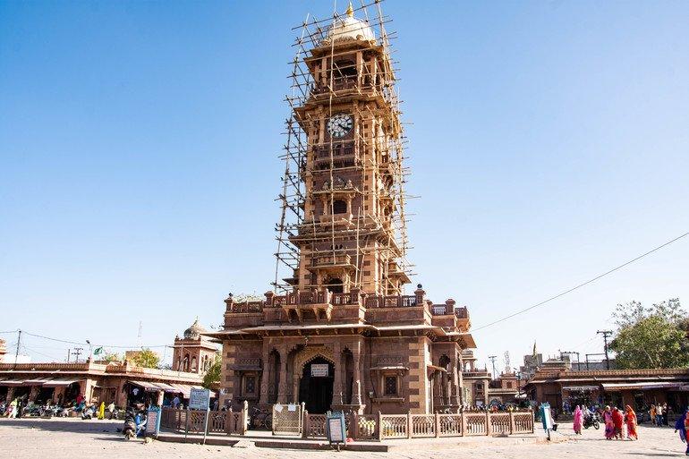 Casco antiguo - Que ver en Jodhpur