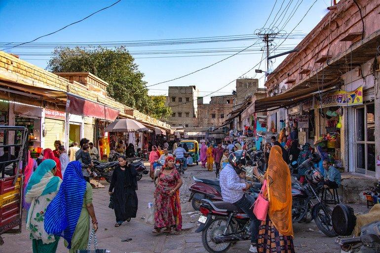 Sardar Bazaar - Que ver en Jodhpur
