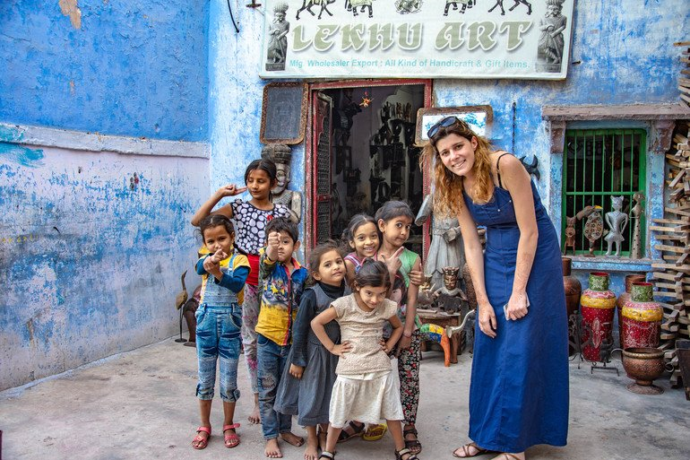 The blue city - Que ver en Jodhpur