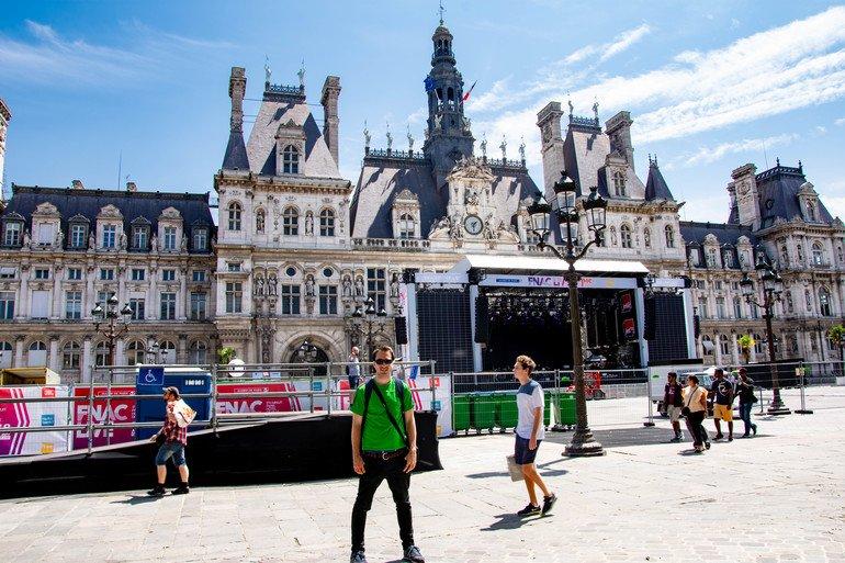 Ayuntamiento de París - Que ver en París