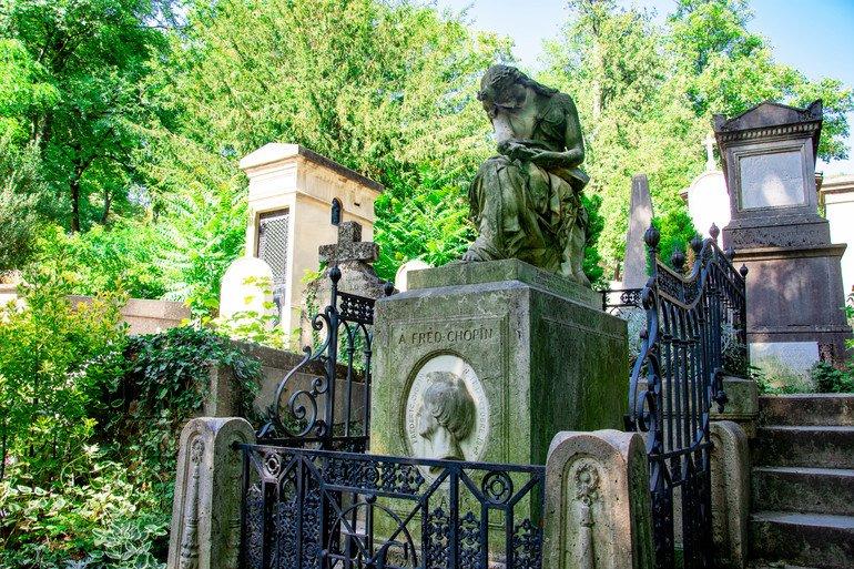 Cementerio Père-Lachaise - Que ver en París