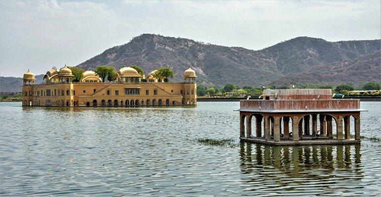 Jal Mahal - Que ver en Jaipur
