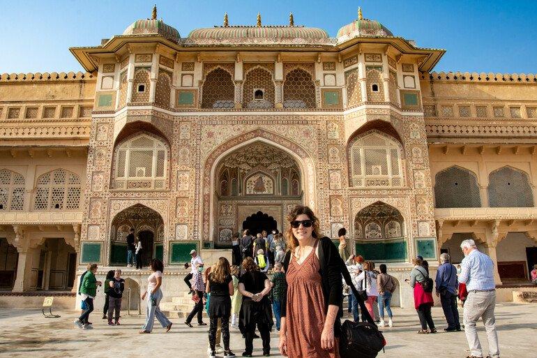 Fuerte de Amber - Que ver en Jaipur