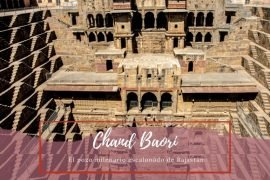 Chand Baori - Pasaporte a la Tierra