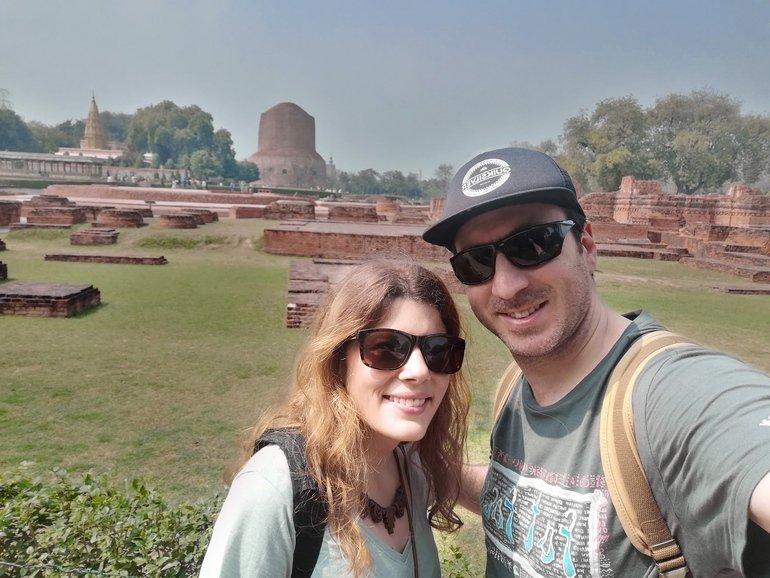 Sarnath en Varanasi India