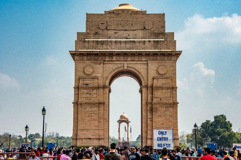 India Gate - Que ver en Delhi