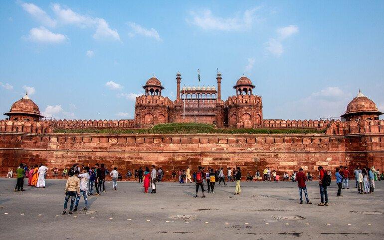 Red Fort - Que ver en Delhi