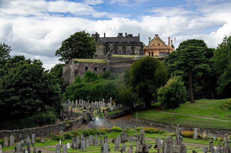 Castillo de Stirling - Que ver en Stirling