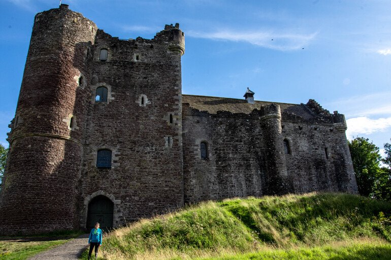 Doune Castle - Que ver en Stirling