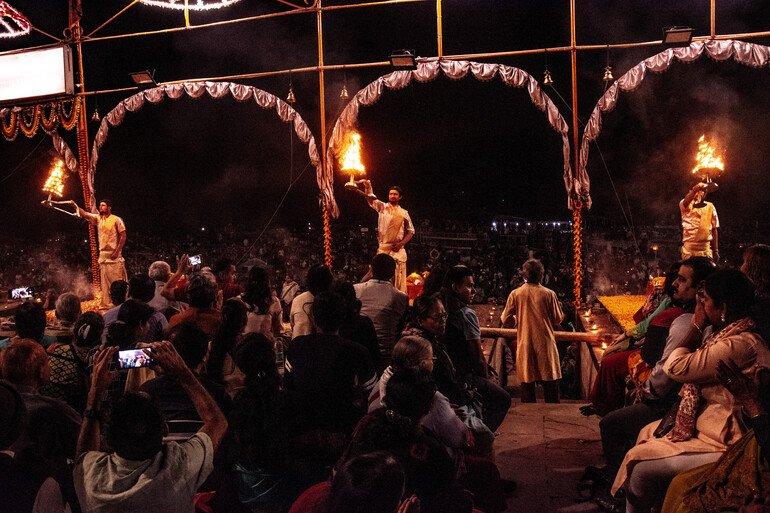 Gana-Aarti-Varanasi