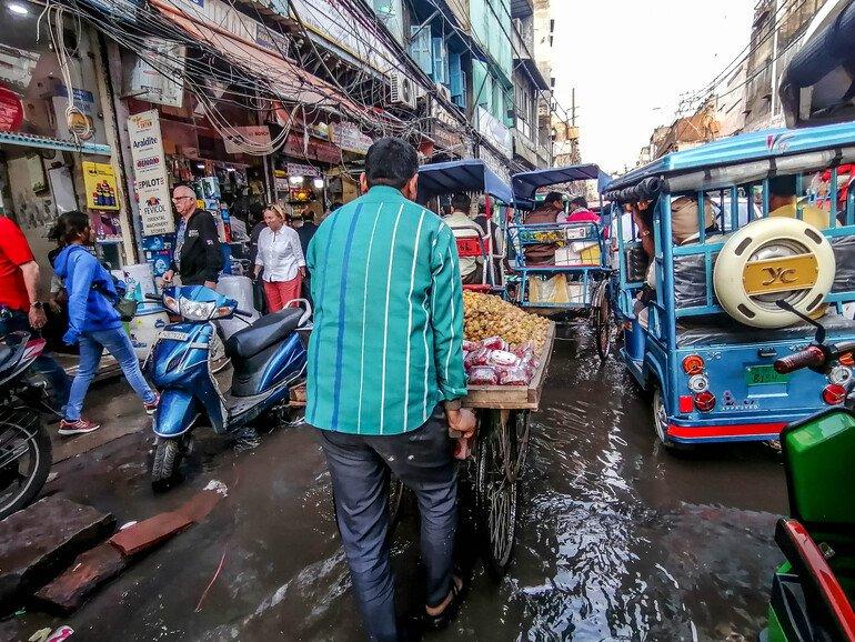 Chandni Chowk - Que ver en Delhi