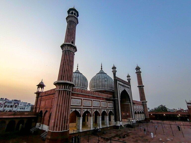Mezquita Jama Masjid - Que ver en Delhi