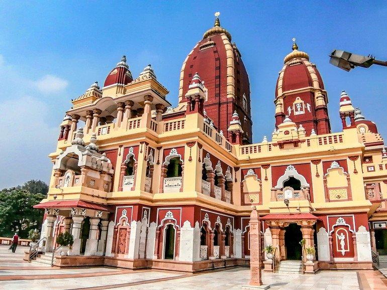 Birla Mandir - Que ver en Delhi