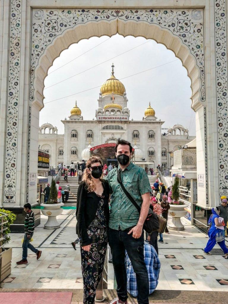 Templo Sij - Que ver en Delhi