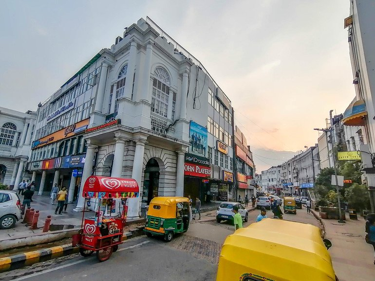 Connaught Place - Que ver en Delhi