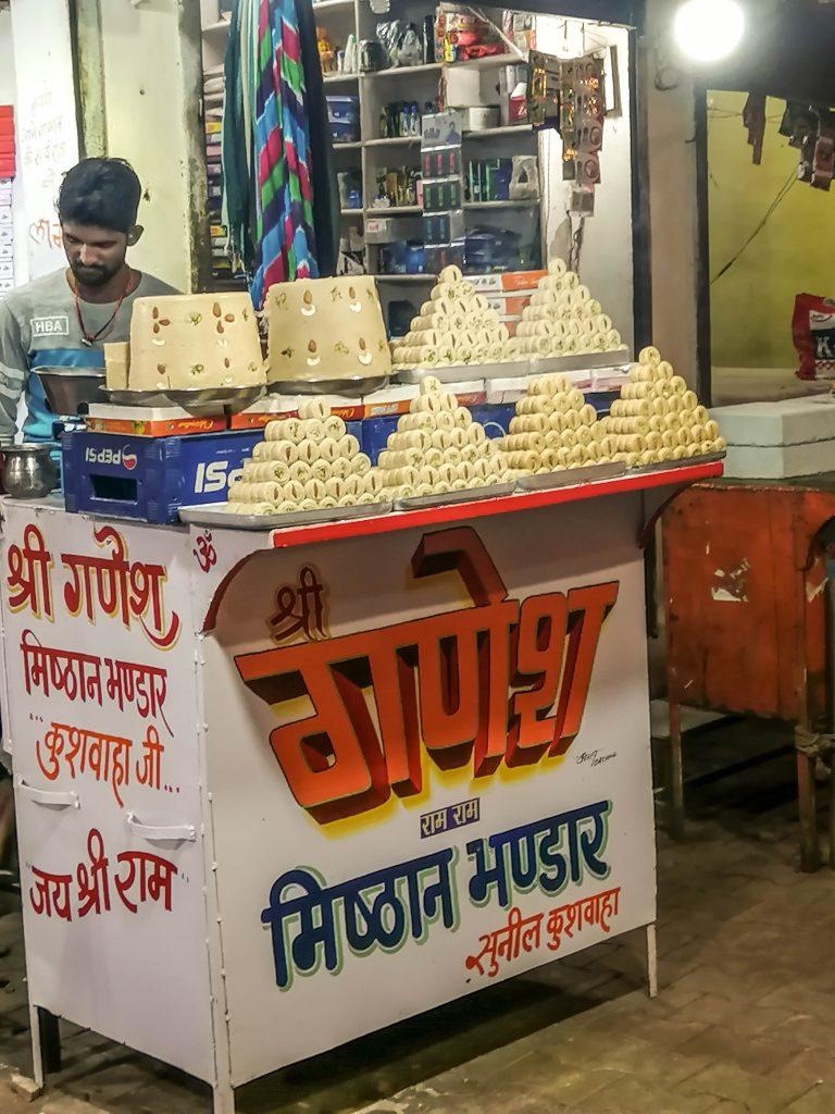 Dulces de India