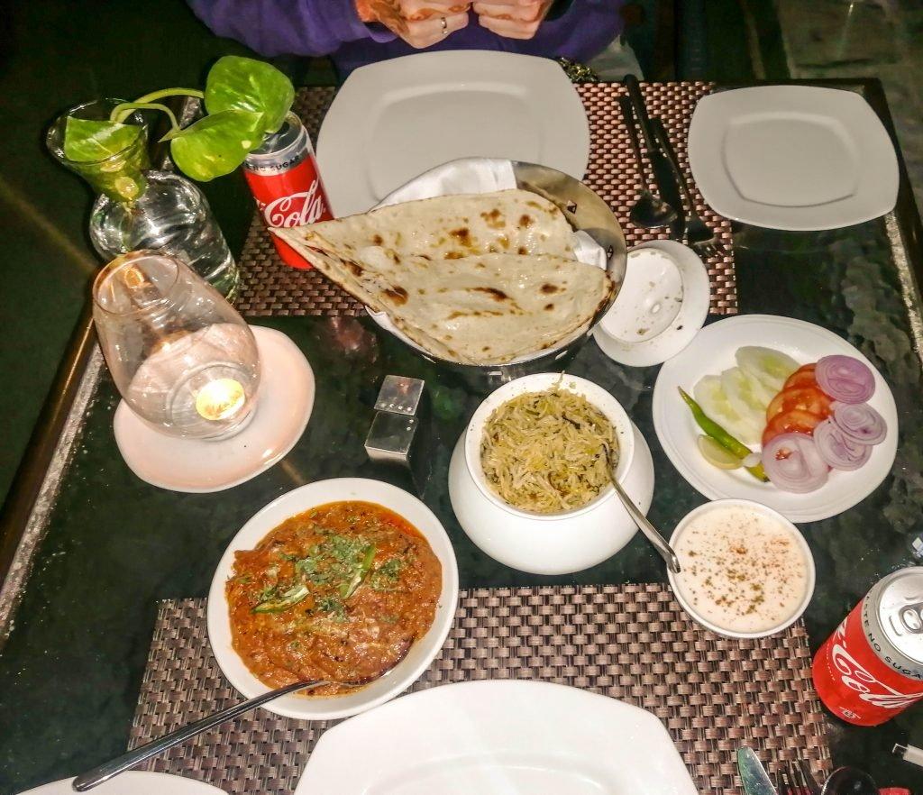 Biryani - Comida típica india