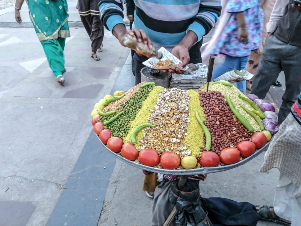 Aperitivos - Comida típica india