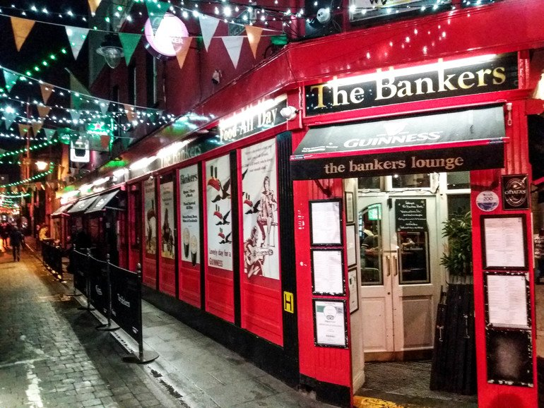 The Bakers - Ruta por The Temple Bar