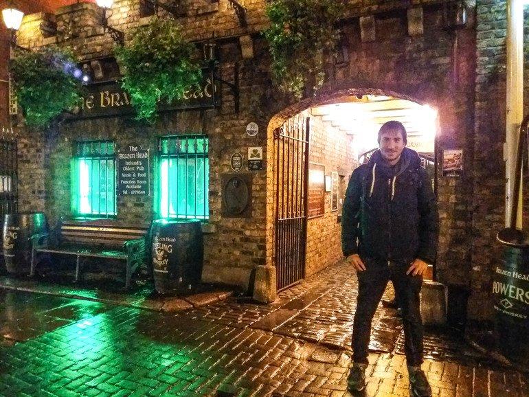 Pub más antiguo de Irlanda