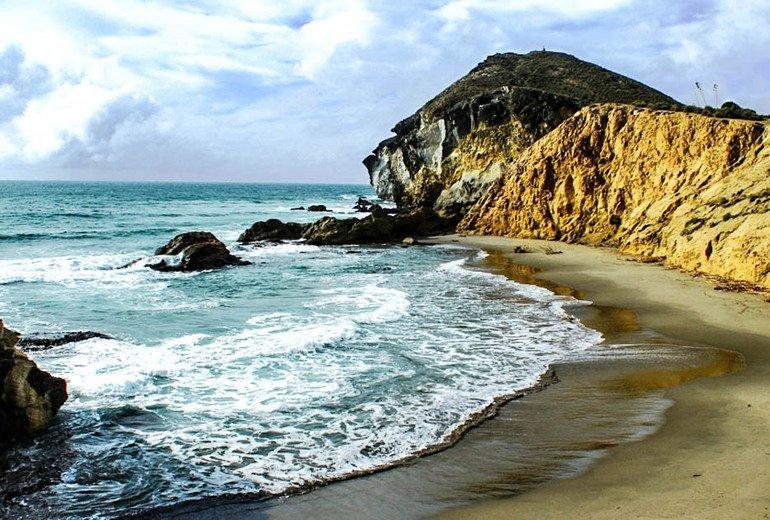 Los Amarillos - Las mejores playas de Almería