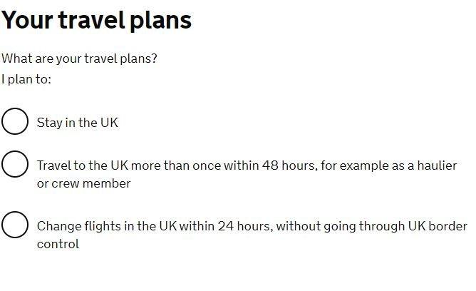 Tus planes de viaje